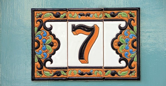 number 7 - Image by AnnaER from Pixabay