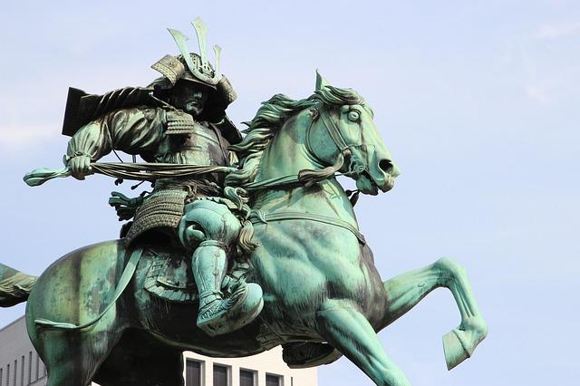 Kusunoki Masashige samurai japan