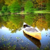 canoe-Image by lisa runnels from Pixabay