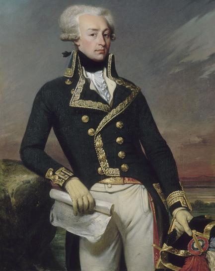 Gilbert_du_Motier_Marquis_de_Lafayette- Joseph-Désiré Court, Public domain, via Wikimedia Commons